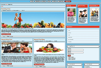 Responsive template for Joomla! 3.x that can satisfy all your requirements