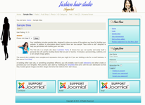 Joomla 3.0 template with responsive design and 2 columns