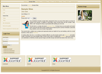 new templates for Joomla