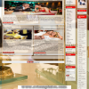 Joomla template for small hotel and restaurant