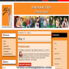 Joomla 3 template - responsive template with many options