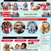 Joomla 3.6 template with front page block with 3 sections and 22 extra module position