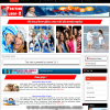 elegant joomla 3.6 template with multipurpose design for news portal or Internet magazine
