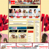 joomla 3.6 template with sticky content panel and options for select of 1, 2, 3 or 4 columns