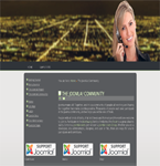 template for new joomla 2.5 site