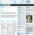 new theme for drupal cms
