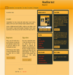 New theme for Drupal 7